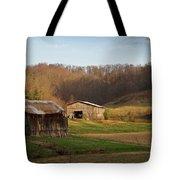 Morgan County Farm Valey Tote Bag