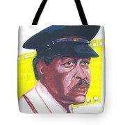 Morgan Freeman Tote Bag