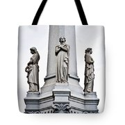 Moriarty Tomb Tote Bag