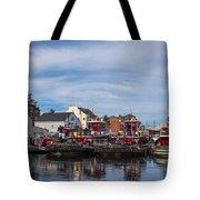 Moran Tugs Tote Bag