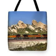 Mormon Rocks California Tote Bag