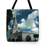 Mormon Temple Folsom Ca Tote Bag