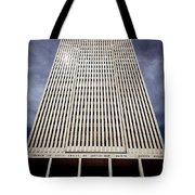 212x01-mormon World Headquarters  Tote Bag