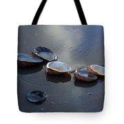 Morniing Clams II Tote Bag