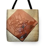 Morning After -tile Tote Bag
