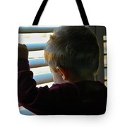Morning Already Tote Bag