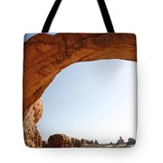 Morning Arch Tote Bag