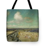 Morning At Breakwater, Shinnecock Tote Bag