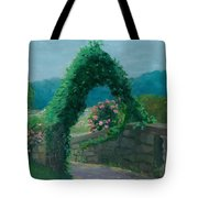 Morning At Harkness Park Tote Bag