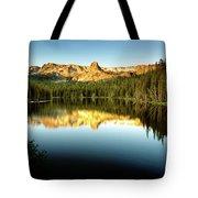 Morning At Lake Mamie Tote Bag