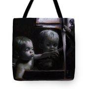 Morning Bath Tote Bag by Melissa Herrin