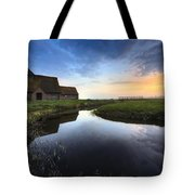 Morning Beauty Tote Bag