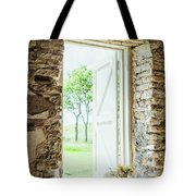 Morning Breeze Tote Bag