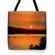 Morning Calm Tote Bag