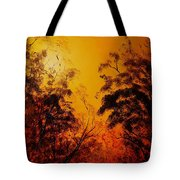 Morning Canopy Tote Bag