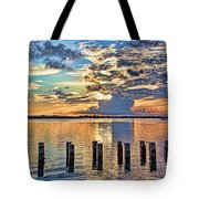 Morning Colors By H H Photography Of Florida Tote Bag