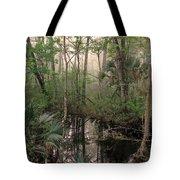 Morning Comes Softly Tote Bag