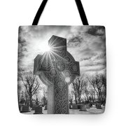 Morning Cross Tote Bag