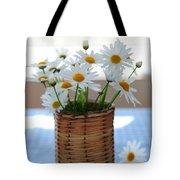 Morning Daisies Tote Bag