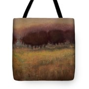 Morning Dance Tote Bag