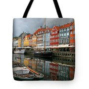 Morning Danish Tote Bag