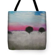 Morning Dew And I'm Thinking Of You Tote Bag