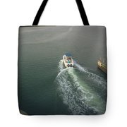 Morning Excursion Tote Bag