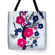 Morning Feeding  Tote Bag