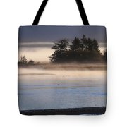 Morning Fishing 3 Tote Bag