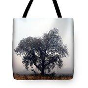 Morning Fog - The Delta Tote Bag