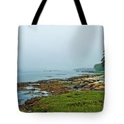 Morning Fog - Maine Tote Bag