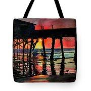 Morning Glow 4-27-15 Tote Bag