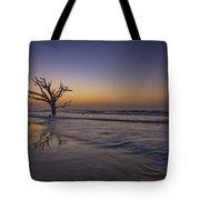 Morning Glow On Edisto Island Tote Bag