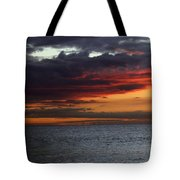 Morning Horizon Tote Bag