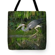 Morning Hunt Tote Bag
