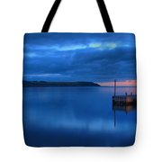Morning In Cape Breton Tote Bag