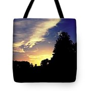 Morning In Helena Tote Bag