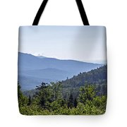 Morning In New Hampshire Tote Bag