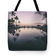 Morning In Paradise Tote Bag