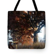 Morning In Tennessee Tote Bag