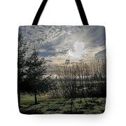 Morning Is Coming Tote Bag