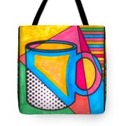 Morning Joe Tote Bag