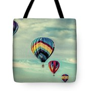 Morning Lift Off  Two Tote Bag
