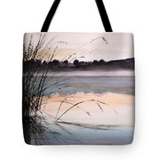 Morning Light Tote Bag