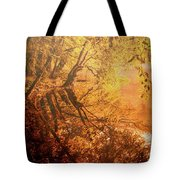 Morning Light Tote Bag by Okan YILMAZ