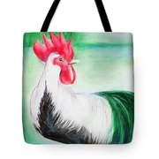 Morning Tote Bag by Loretta Nash