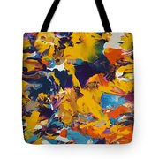 Morning Madness Tote Bag