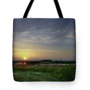 Morning Marsh Tote Bag