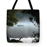Morning Mist 1008 Tote Bag