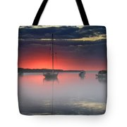 Morning Mist - Florida Sunrise Tote Bag